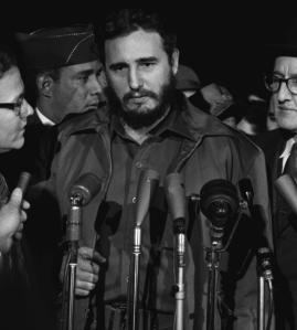 Fidel_Castro_-_MATS_Terminal_Washington_1959