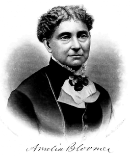 Photo of Amelia Jenks Bloomer