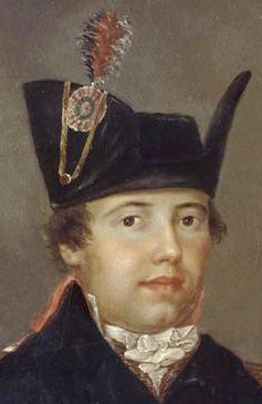 Portrait of Pierre-François Palloy held at Musée Carnavalet