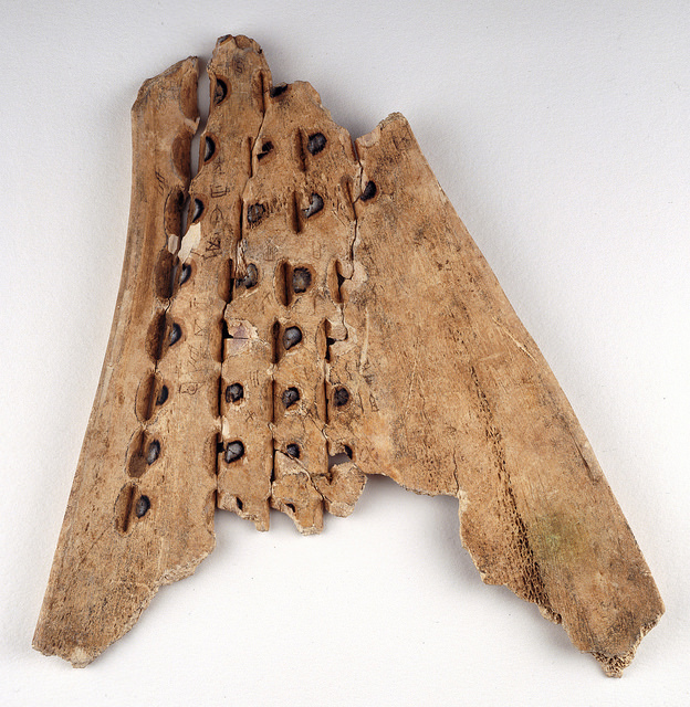 A Chinese oracle bone